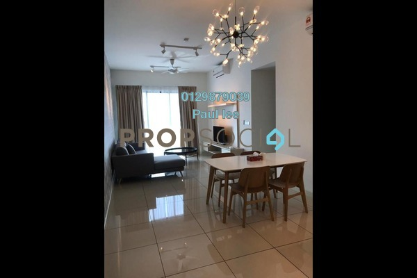 For Rent Condominium at Sunway Geo Residences 2, Bandar Sunway Freehold Fully Furnished 3R/2B 4k
