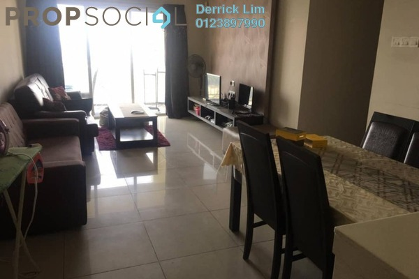 For Rent Condominium at Endah Promenade, Sri Petaling Freehold Fully Furnished 3R/2B 2.5k