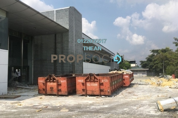 For Sale Factory at Mah Sing Integrated Industrial Park, Shah Alam Leasehold Unfurnished 1R/2B 20m
