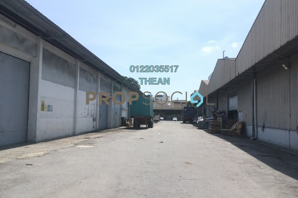 For Rent Factory at Section 51, Petaling Jaya Freehold Unfurnished 0R/0B 11.6k