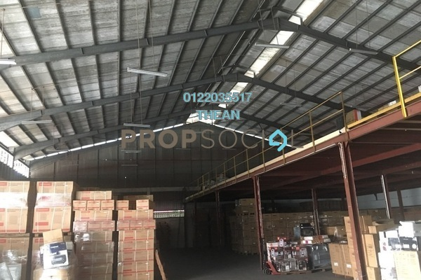 For Sale Factory at Section 51A, Petaling Jaya Leasehold Unfurnished 0R/0B 17m
