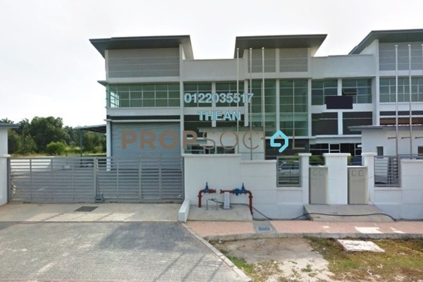For Sale Factory at Alam Jaya Industrial Park, Kuala Selangor Freehold Unfurnished 0R/0B 13.8m