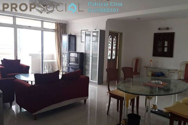 For Rent Condominium at City Gardens, Bukit Ceylon Freehold Fully Furnished 3R/2B 2.5k