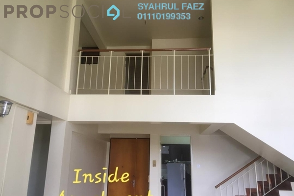 For Sale Duplex at Cyberia SmartHomes, Cyberjaya Freehold Semi Furnished 5R/4B 520k