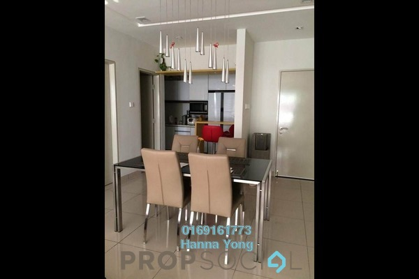 For Rent Serviced Residence at Pacific Place, Ara Damansara Freehold Fully Furnished 3R/2B 2.7k