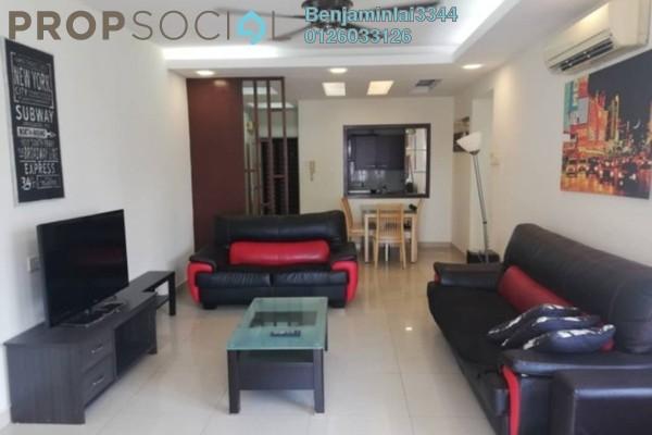 For Sale Condominium at Sri Putramas II, Dutamas Freehold Semi Furnished 3R/2B 560k