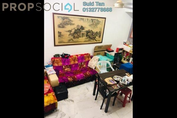 For Sale Terrace at Taman Sri Gombak, Batu Caves Freehold Semi Furnished 3R/2B 423k