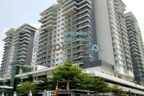 For Rent Condominium at The Regina, UEP Subang Jaya Freehold Semi Furnished 3R/2B 1.8k