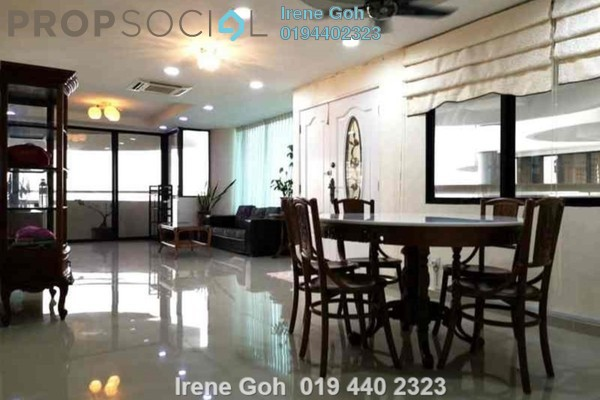 For Sale Condominium at MBF Tower, Georgetown Freehold Fully Furnished 3R/2B 850k