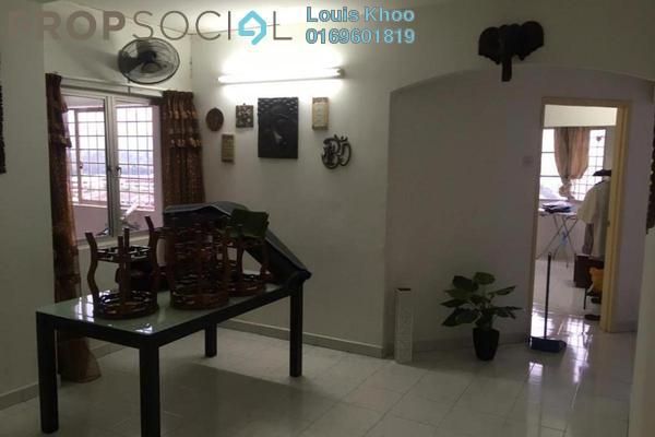 For Sale Condominium at BAM Villa, Cheras Freehold Semi Furnished 3R/2B 380k