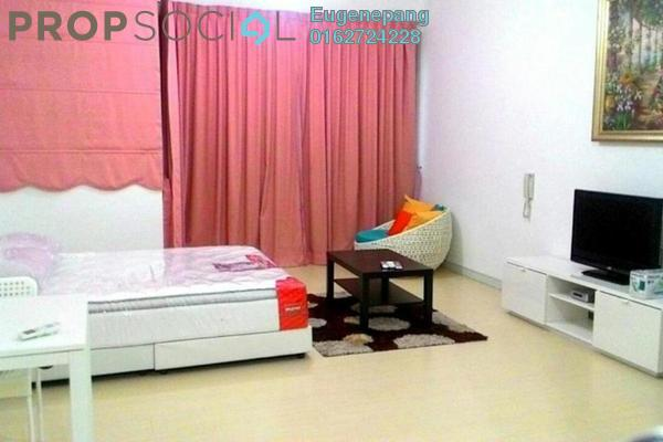 For Rent Condominium at Marc Service Residence, KLCC Freehold Fully Furnished 1R/1B 2.8k