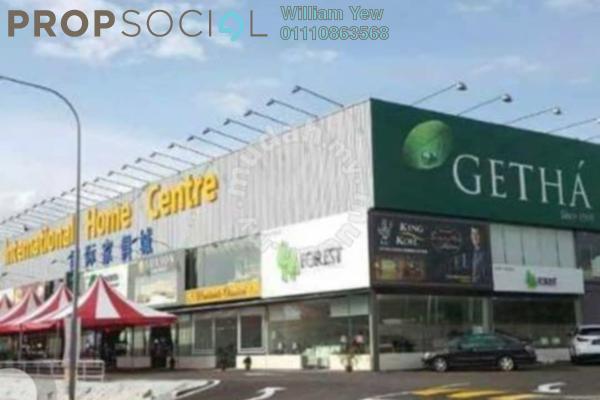 For Rent Shop at Kuala Lumpur-Seremban Expressway, Sungai Besi Freehold Unfurnished 0R/5B 68k