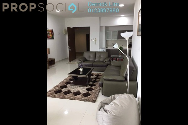 For Rent Condominium at Regalia @ Jalan Sultan Ismail, Kuala Lumpur Freehold Fully Furnished 3R/2B 3.5k