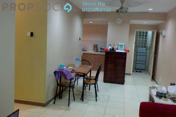 For Rent Condominium at Sri Hijauan, Ukay Freehold Semi Furnished 3R/2B 1k
