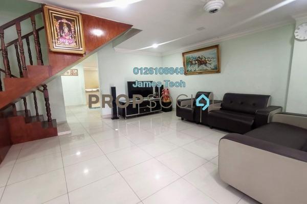 For Sale Terrace at Taman Sri Muda, Shah Alam Freehold Semi Furnished 3R/3B 599k