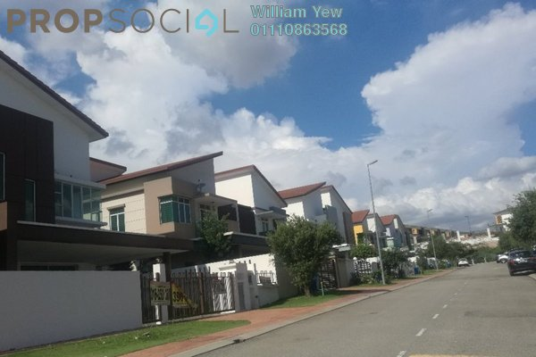 For Sale Semi-Detached at Setia Damai, Setia Alam Freehold Unfurnished 5R/5B 1.65m