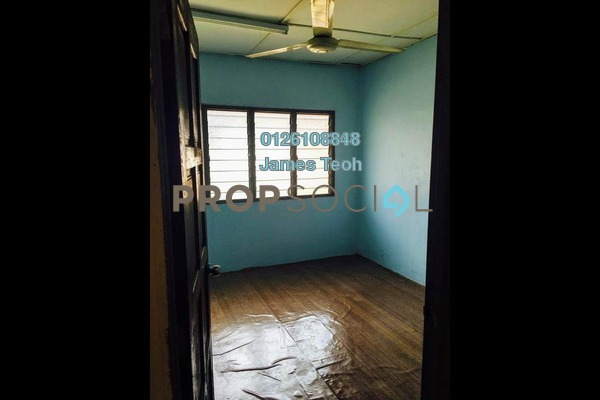 For Sale Terrace at Taman Sri Muda, Shah Alam Freehold Semi Furnished 4R/3B 320k
