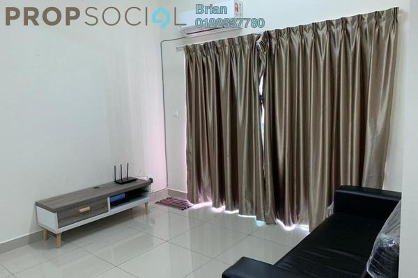 For Rent Serviced Residence at MesaHill, Putra Nilai Freehold Fully Furnished 3R/2B 1.6k