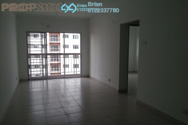 For Sale Apartment at Suria Permai, Bandar Putra Permai Freehold Unfurnished 3R/2B 265k