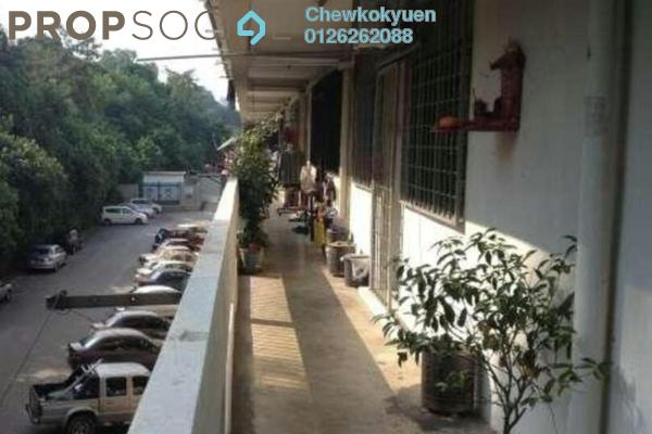For Sale Apartment at Taman Castlefield, Sungai Besi Leasehold Semi Furnished 3R/2B 200k