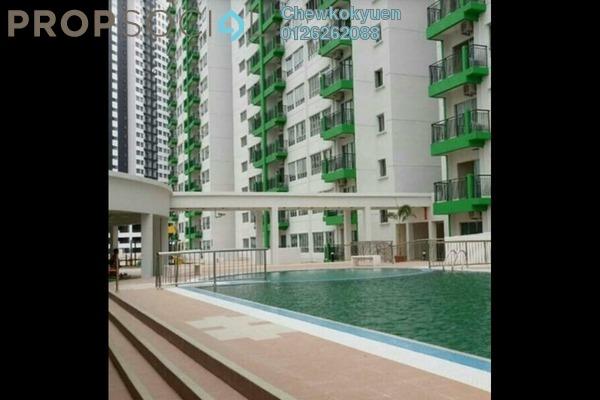 For Sale Serviced Residence at OUG Parklane, Old Klang Road Freehold Semi Furnished 4R/2B 365k