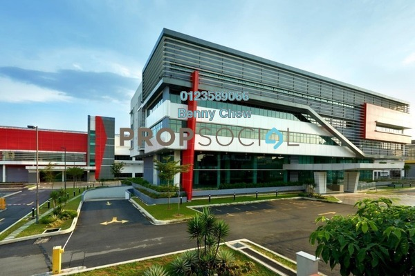For Rent Office at Section 51A, Petaling Jaya Freehold Semi Furnished 0R/0B 54k