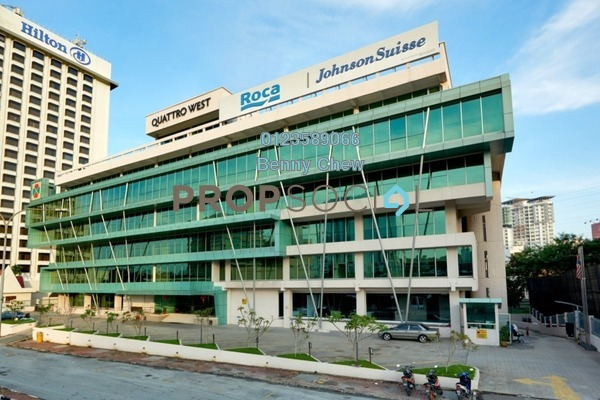 For Rent Office at Quattro West, Petaling Jaya Freehold Semi Furnished 0R/0B 36.3k