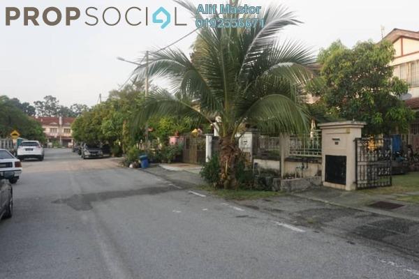For Sale Terrace at Bandar Saujana Utama, Sungai Buloh Freehold Unfurnished 3R/3B 380k