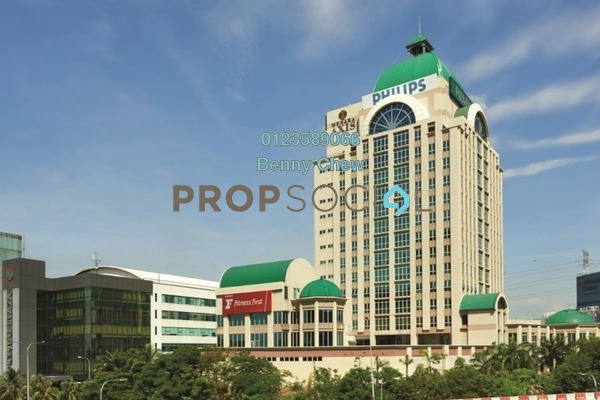 For Rent Office at Menara Axis, Petaling Jaya Freehold Semi Furnished 0R/0B 29.4k