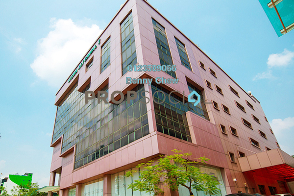 For Rent Office at Section 51, Petaling Jaya Freehold Semi Furnished 0R/0B 5k