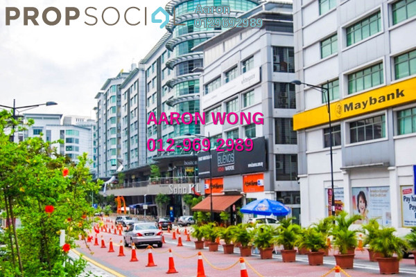 For Rent Condominium at Solaris Dutamas, Dutamas Freehold Fully Furnished 2R/2B 4.2k