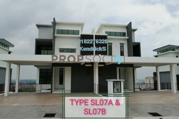For Sale Semi-Detached at Kingsley Hills, Putra Heights Freehold Unfurnished 7R/8B 2.5m