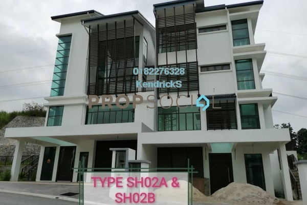 For Sale Semi-Detached at Kingsley Hills, Putra Heights Freehold Unfurnished 7R/7B 2.6m