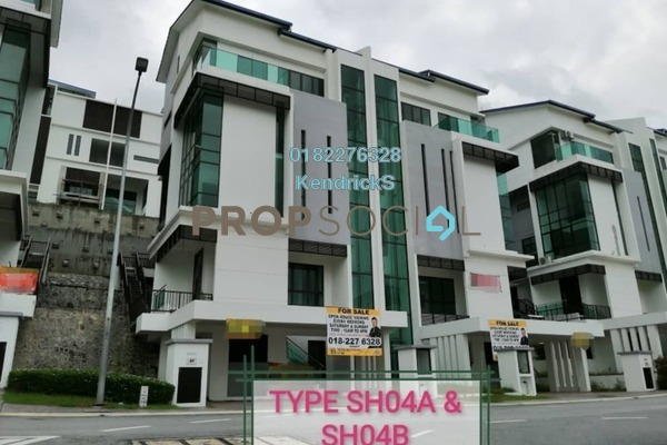 For Sale Semi-Detached at Kingsley Hills, Putra Heights Freehold Unfurnished 7R/7B 2m