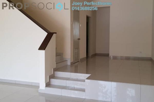 For Sale Terrace at Palm Walk, Bandar Sungai Long Freehold Unfurnished 4R/3B 768k