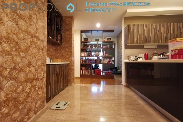 For Sale Condominium at 28 Mont Kiara, Mont Kiara Freehold Semi Furnished 3R/3B 2.1m
