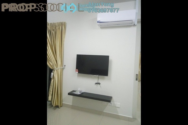 For Rent Condominium at Maxim Citilights, Sentul Freehold Fully Furnished 3R/2B 1.88k