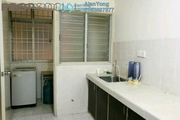 For Rent Condominium at Platinum Hill PV5, Setapak Freehold Semi Furnished 4R/2B 1.6k