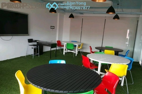 For Rent Office at d7, Sentul Freehold Fully Furnished 0R/0B 4.5k