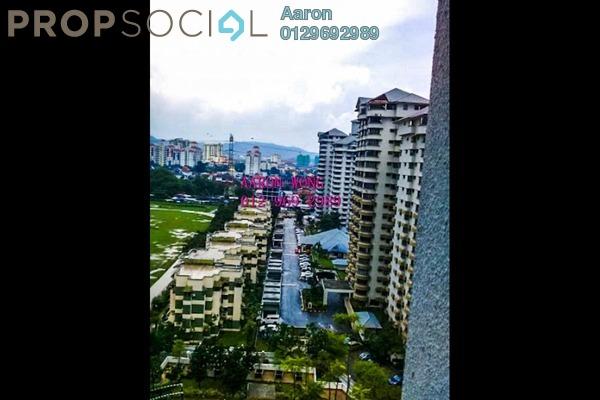 For Rent Condominium at Menara Polo, Ampang Hilir Freehold Semi Furnished 3R/2B 1.95k