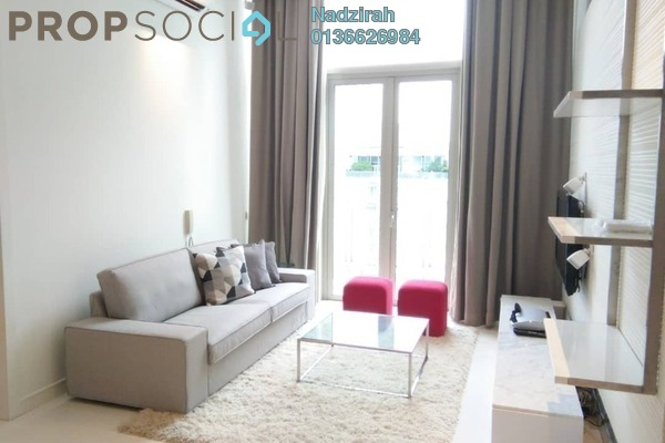 For Rent Serviced Residence at Marc Service Residence, KLCC Freehold Fully Furnished 2R/2B 5.5k