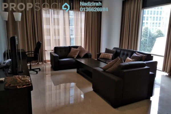 For Rent Condominium at Pavilion Residences, Bukit Bintang Freehold Fully Furnished 2R/2B 6.5k