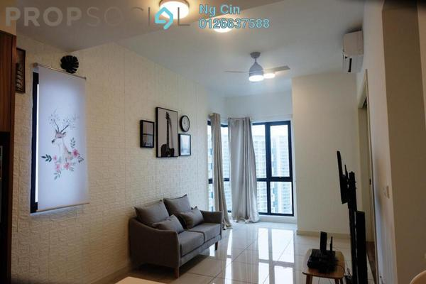 For Rent Serviced Residence at Sunway GEO Residences, Bandar Sunway Freehold Fully Furnished 1R/1B 2.8k