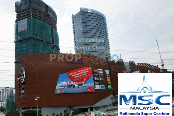 For Rent Office at The Ascent, Kelana Jaya Freehold Semi Furnished 0R/0B 27.5k