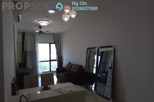 For Rent Serviced Residence at Sunway GEO Residences, Bandar Sunway Freehold Fully Furnished 1R/1B 2.5k