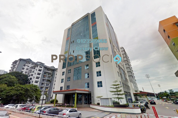 For Rent Office at SS7, Kelana Jaya Freehold Semi Furnished 0R/0B 14k