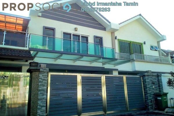 For Sale Terrace at Taman Bullion Mewah, Sentul Freehold Semi Furnished 5R/5B 1.25m