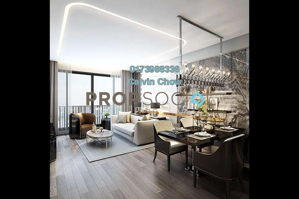For Sale Condominium at Puteri 11, Bandar Puteri Puchong Freehold Semi Furnished 3R/2B 468k