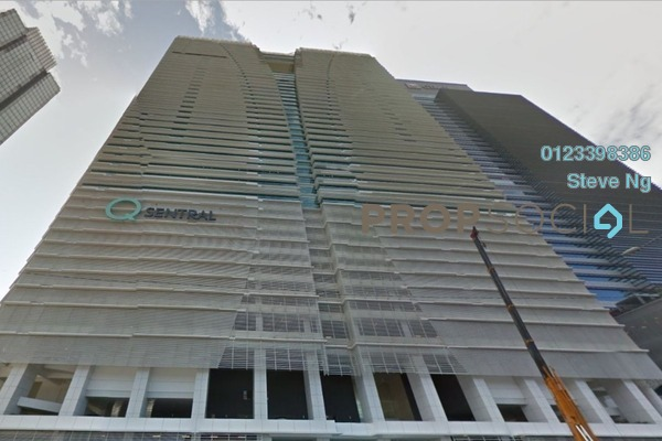 For Rent Office at Q Sentral, KL Sentral Freehold Unfurnished 0R/0B 41k