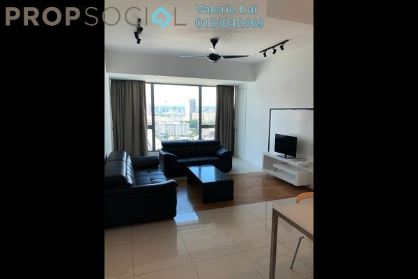 For Sale Serviced Residence at Gateway Kiaramas, Mont Kiara Freehold Fully Furnished 1R/1B 690k